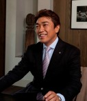 日本テクノロジーソリューション株式会社 代表取締役社長 岡田 耕治 氏
